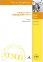 European Union and legal reform 2010 - Biagi Francesco