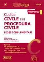 Codice civile e di procedura civile minor - Izzo, Iacobellis