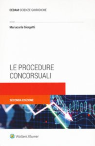 Copertina di 'Le procedure concorsuali'