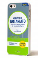 "LibreriadelGiurista.it - Cover Iphone 5 ""Codice del Notariato"" Mod. D03"