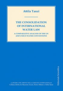 Copertina di 'The Consolidation of international Water Law. A Comparative analysis of the UN and UNECE Water Conventions'
