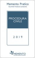 Memento Procedura civile 2018