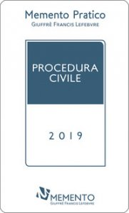 Copertina di 'Memento Procedura civile 2018'