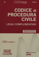 Codice di procedura civile. Leggi complementari. Ediz. minor. Con Contenuto digitale per download e accesso on line
