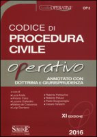 Codice di procedura civile operativo