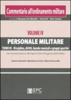 Commentario all'ordinamento militare [vol. 4.3]