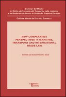New comparative perspectives in maritime. Transport and international trade law