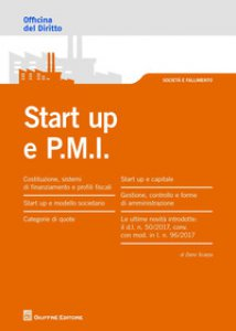 Copertina di 'Start up e PMI'