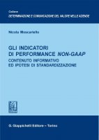 Gli indicatori di performance Non-GAAP - Moscariello Nicola