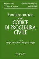 Formulario annotato del codice di procedura civile. Con CD-ROM