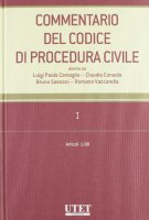 Commentario del codice di procedura civile