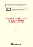 Legislation and regulation of risk management in aviation activity