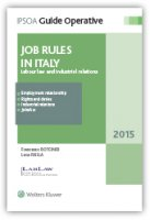 Jobs rules in Italy - Rotondi Francesco, Failla Luca