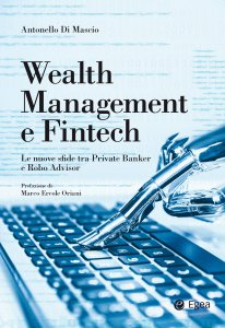 Copertina di 'Wealth Management e Fintech'