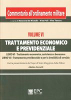 Commentario all'ordinamento militare vol.6