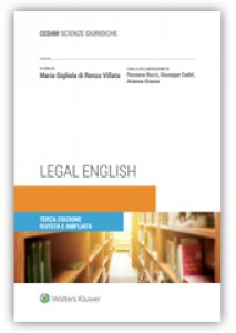 Copertina di 'Legal english'