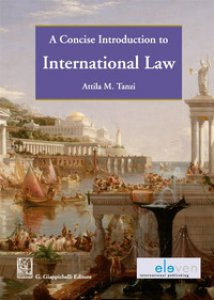 Copertina di 'A concise introduction to international law'