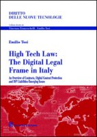 High tech law. The digital legal frame in Italy. An overview of contracts, digital content protection and ISP liabilities emerging issues - Tosi Emilio