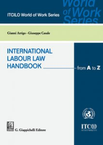 Copertina di 'International labour law handbook from A to Z'