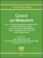 Codice dell'ambiente - Solenne Diego