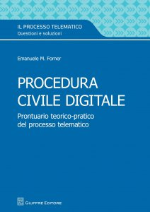 Copertina di 'Procedura civile digitale'