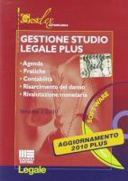 Gestione studio legale plus - AA. VV