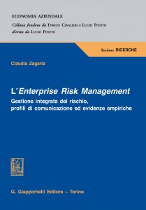 Copertina di 'L'Enterprise Risk Management.'