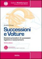 Successioni e volture. Con software scaricabile on line