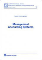 Management accounting systems - Inghirami Iacopo E.