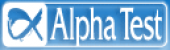 Logo di 'Alpha Test'